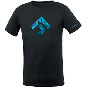 Directalpine Bosco T-shirt Heren, black/blue brand